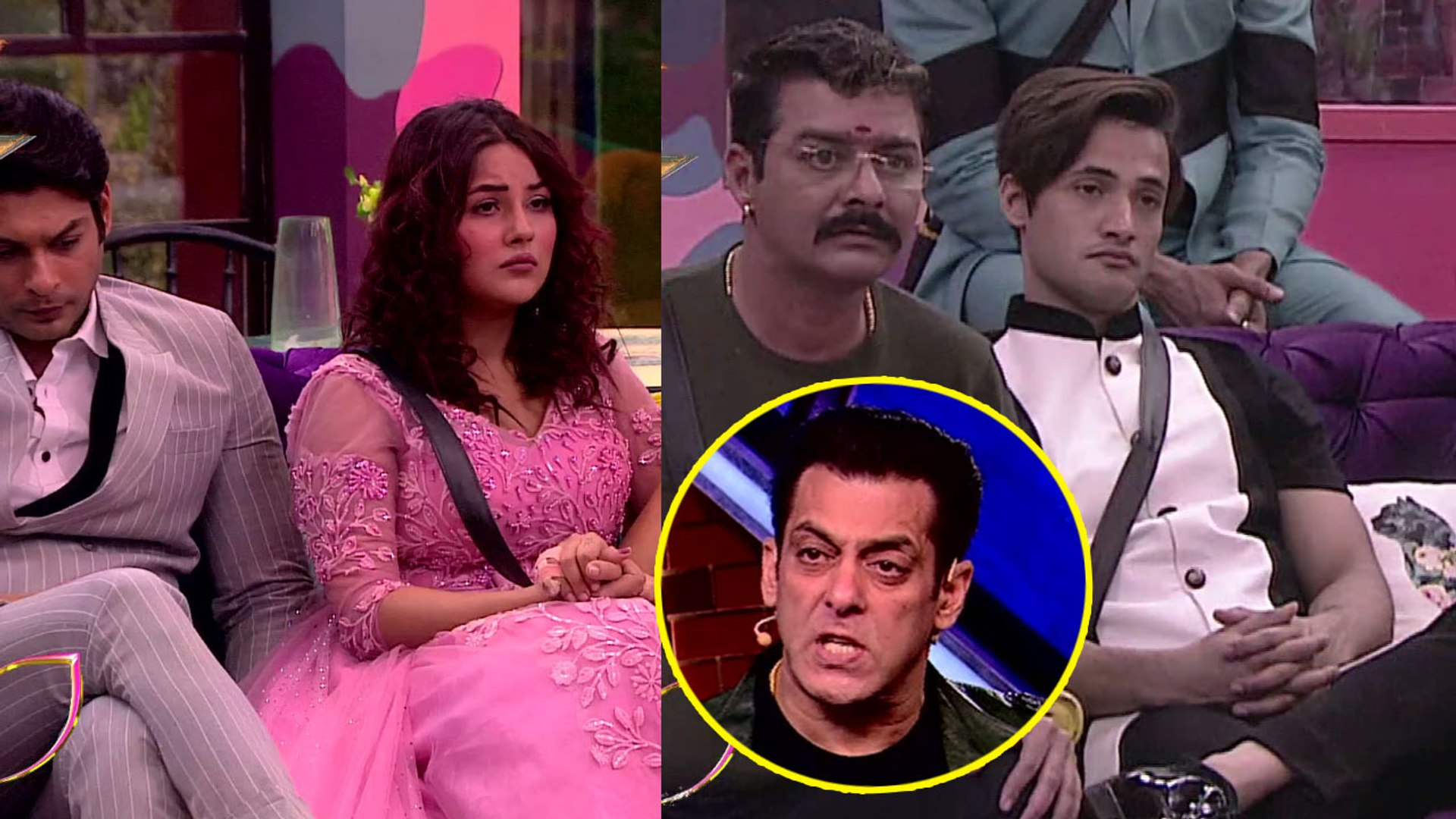 Bigg Boss 13 Sneak Peek Weekend Ka Vaar Unseen Undekha Voot Salman Khan Siddharth Filmibeat