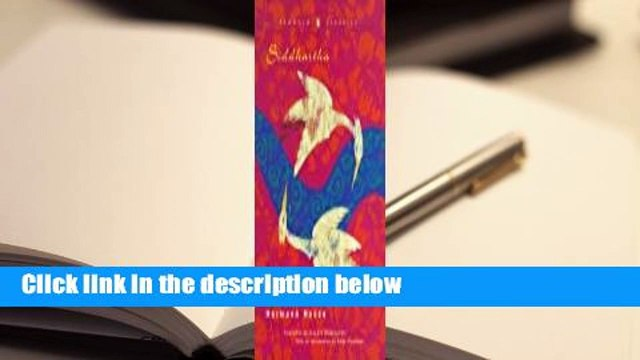 About For Books  Siddhartha  Review