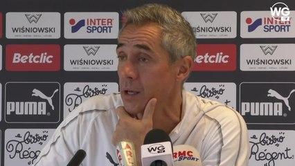 """Paulo Sousa : """"Je crois beaucoup en cette victoire"""""""