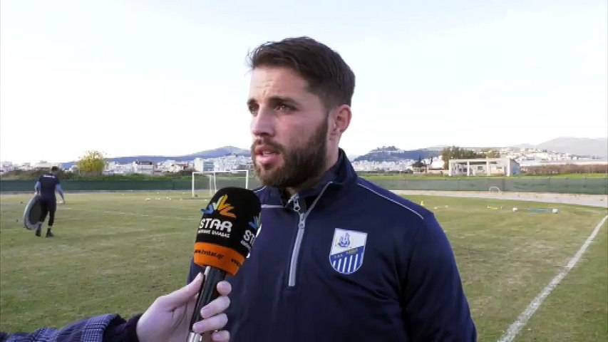 Βασίλης Πλιάτσικας για το ματς ΠΑΣ Λαμία-ΟΦΗ