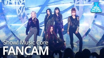 [예능연구소 직캠] AOA - Come See Me, AOA - 날 보러 와요 @Show!MusicCore 20191207