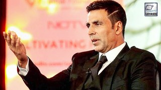 Akshay Kumar Opens Up About Canadian Citizenship