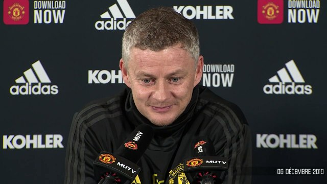 Premier League : La petite pique de Solskjaer à Man. City avant le derby