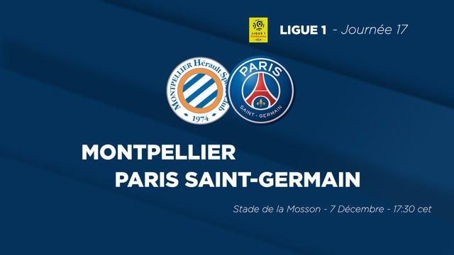 La bande-annonce : Montpellier Hérault SC - Paris Saint-Germain