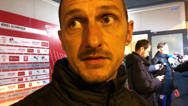 """Ligue 1 : """"Bernard Blaquart est l'entraîneur de Nîmes"""" (Arpinon)"""