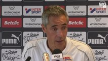 """Paulo Sousa : """"On a encore du temps pour parler de la stratégie du club"""""""