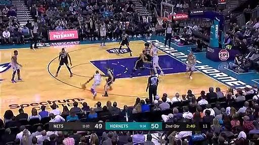 Brooklyn Nets 111 - 104 Charlotte Hornets