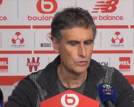"""17e j. - Dall'Oglio : """"Une belle équipe de Lille"""""""