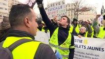 In Frankreich wird weiter protestiert
