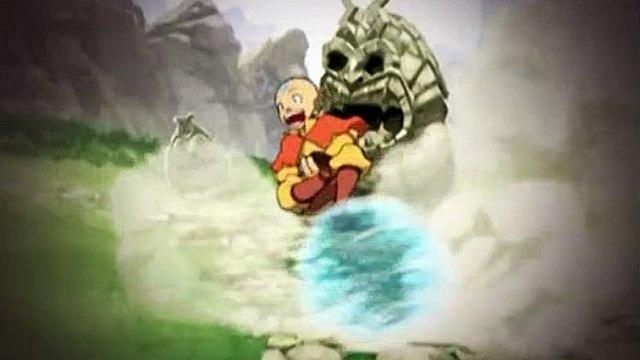 Avatar The Last Airbender S01E08 Avatar Roku Winter Solstice