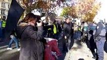Avignon : la police fait usage des gaz lacrymogènes lors du rassemblement