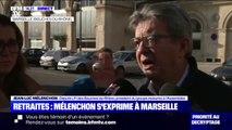 """Jean-Luc Mélenchon sur les retraites: """"Il nous reste 3 jours pour exercer la pression maximum et leur faire renoncer"""""""
