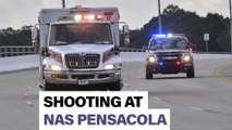 Gunman and at least 3 victims reported dead at NAS Pensacola