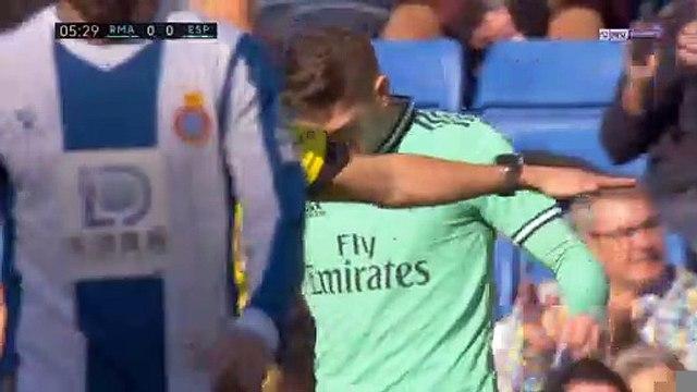 LaLiga : Benzema et Varane propulse le Real Madrid en tête