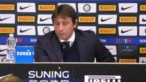 """Inter - Conte : """"Nos supporters doivent soutenir les joueurs"""""""