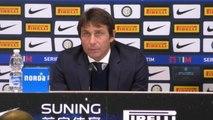 """15e j. - Conte : """"La Roma n'est pas une équipe de troisième catégorie"""""""
