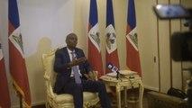 Jovenel Moise desea cambiar la constitución de Haití en medio de la crisis política