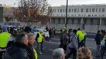 Avignon : les manifestants réclament la libération d'une des leurs