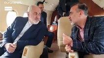 Trotz diplomatischer Eiszeit: Gefangenenaustausch zwischen USA und Iran