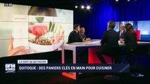 La start-up qui recrute: Quitoque propose des panniers clés en main pour cuisiner - 07/12