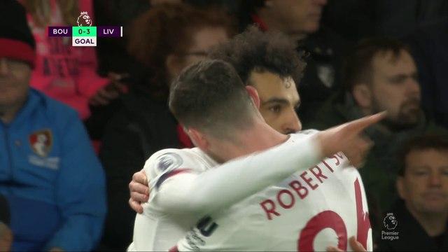 Le résumé de Bournemouth / Liverpool