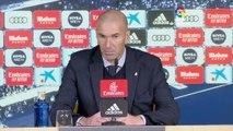 """16e j. - Zidane : """"Nous pouvons faire beaucoup mieux"""""""