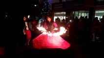 Noël Bleu : « Fuego » enflamme la capitale du Florival