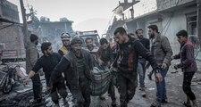 Son dakika: Rusya ve Esed rejiminin İdlib'e hava saldırılarında 20 sivil öldü