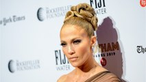 Jennifer Lopez: Perfectly Sculpted Baby Hairs