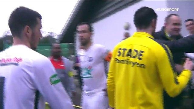 Lorient a eu raison du voisin Pontivy
