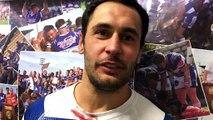 "Rugby à XIII - Élite 1 : ""Avignon a gagné au mental"" (Arnaud)"