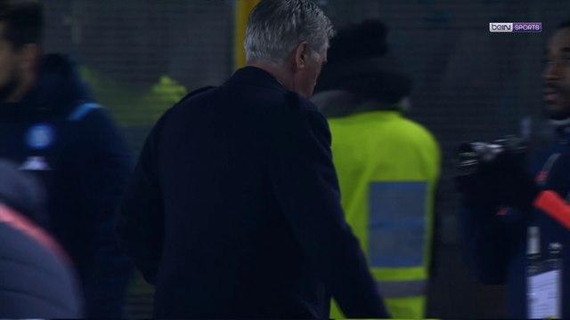 Serie A : Ca se complique sérieusement pour Ancelotti et le Napoli