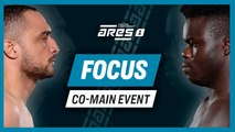 ARES 1: Teaser Co-Main Event