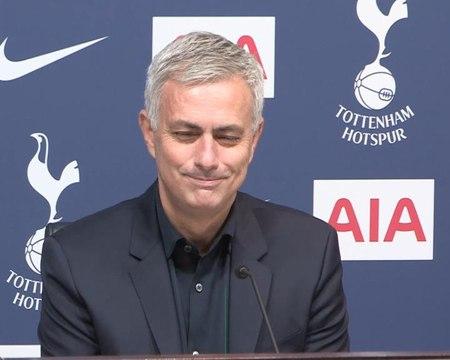 """16e j. - Mourinho : """"J'aime cette équipe"""""""