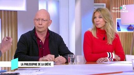 La philosophie de la grève - C l'hebdo - 07/12/2019