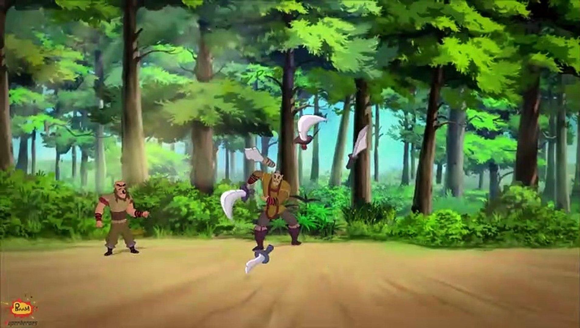 Kid Krrish Movie Cartoon | Women's Day Special Episode | Cartoon Movies For Kids | Videos For K