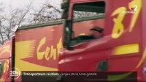 Transporteurs routiers : l'enjeu de la taxe gazole