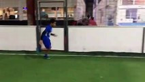 DJIBRIL SADALLAH  - ASPTG ÉLITE FOOTBALL - FIVE PERPIGNAN GRAND ST CHARLES - 04.12.2019