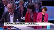 Congrès du SPD en Allemagne : virage à gauche pour les sociaux-démocrates