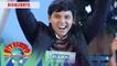 BiyaHERO Mark Anthony Cruz advances to the semifinals   It's Showtime BiyaHERO