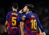 Liga : Messi et le Barça en démonstration