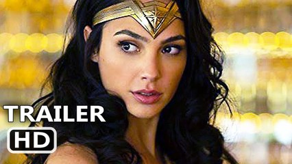 WONDER WOMAN 2 Official Trailer TEASER