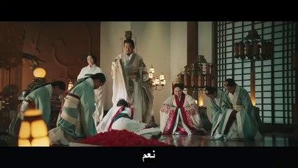 الحلقة 08 من مسلسل ( أسطورة هاو لان - The Legend of Hao Lan ) مترجمة