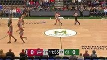 Ray Spalding Posts 17 points & 11 rebounds vs. Wisconsin Herd