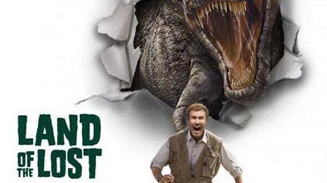Land of the Lost Movie (2009)