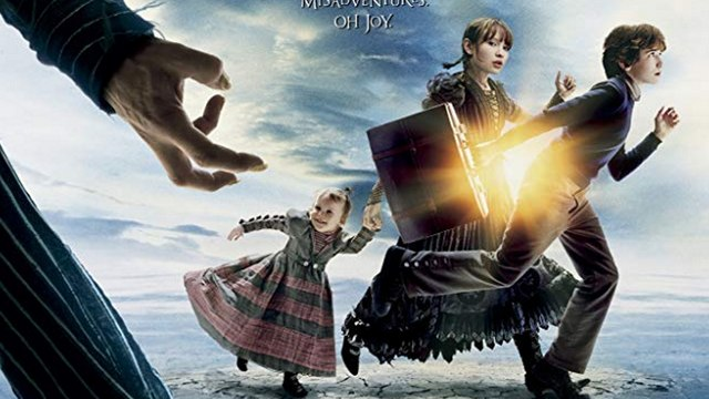 Lemony Snicket's A Series of Unfortunate Events Movie (2004) Jim Carrey, Liam Aiken, Emily Browning