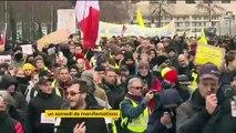 Grève du 7 décembre : un samedi marqué par de nouvelles manifestations