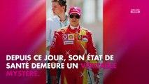 Michael Schumacher : Son fils Mick admiratif de son père, il fait de rares confidences