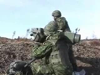 les soldats quebecois sont chanceux