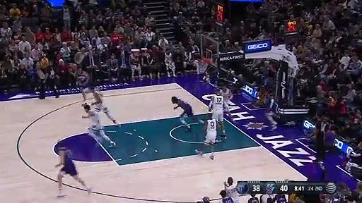 Memphis Grizzlies 112 - 126 Utah Jazz